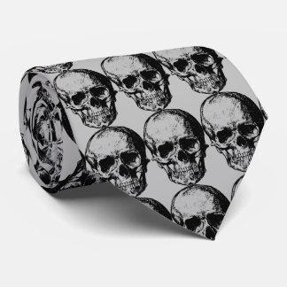 Skull Neck Tie