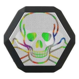 Skull,neon Black Boombot Rex Bluetooth Speaker