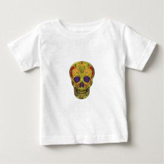 skull no. 1 infant t-shirt