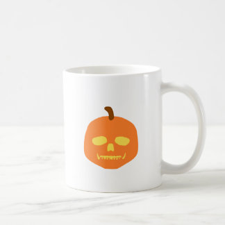 Skull-O-Lantern Coffee Mug