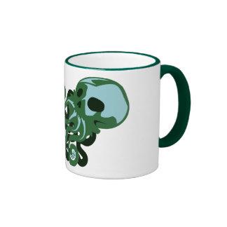 Skull Octopus Coffee Mug