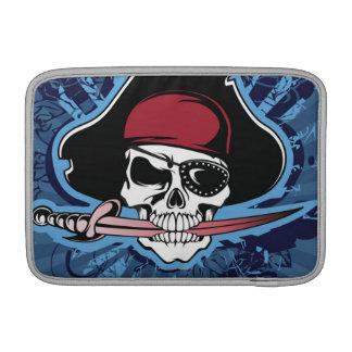 Skull of a Pirate MacBook Air Sleeves