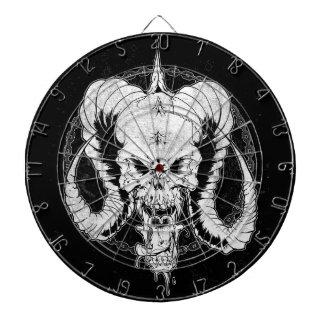 Skull of DEATH Dart Board