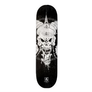 Skull of DEATH Skateboard