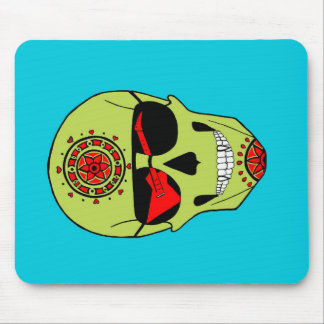 Skull of Rock. Mouse Pad
