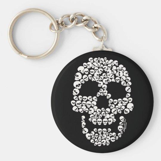 Skull of Skulls Keychain