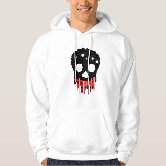 Skull of the dead hoodie