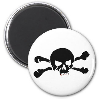 Skull of the Undead Magnet