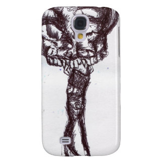 Skull on a Stick Galaxy S4 Cover
