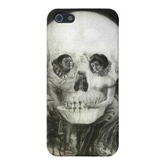 Skull Optical Illusion iPhone 5 Cases