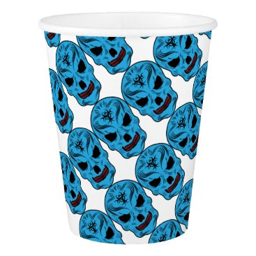 Skull Paper Cup