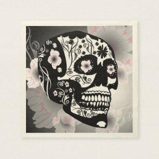 Skull Paper Napkin