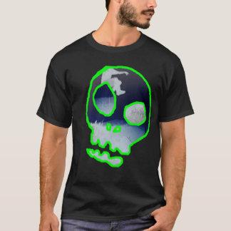 Skull Parkour Invert T-Shirt