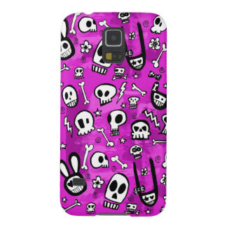 Skull Party Case For Galaxy S5