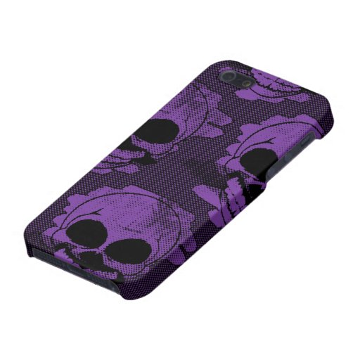 Skull Pattern Cases For iPhone 5