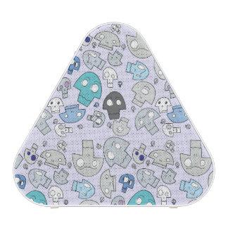Skull Pattern Speaker