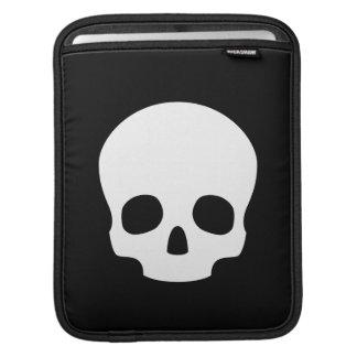 Skull Pictogram iPad Sleeve