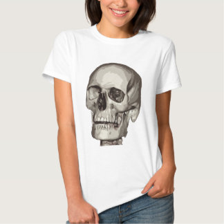 Skull Picture T Shirt