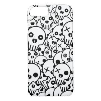 Skull Pile iPhone 7 Case