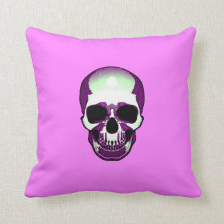 Skull Pillow - Candy Ghost