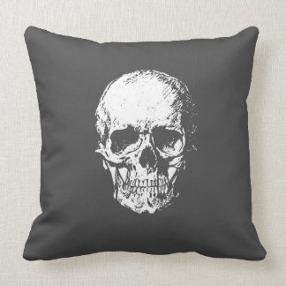 Skull Pillow - Double Sided