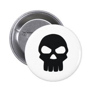 Skull Pinback Buttons