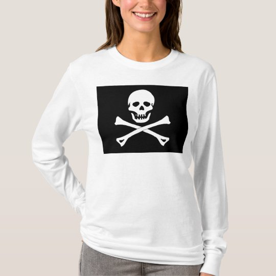 Skull Pirate Flag T-Shirt
