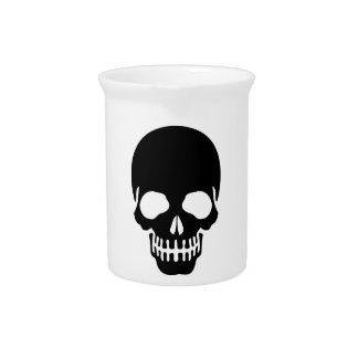 skull pitchers