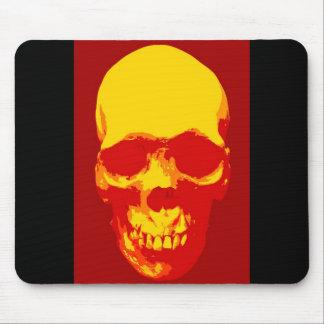 Skull Pop Art Mouse Pad