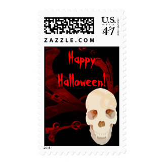 Skull Postage