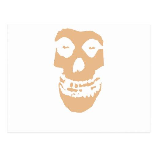 Skull Postcards