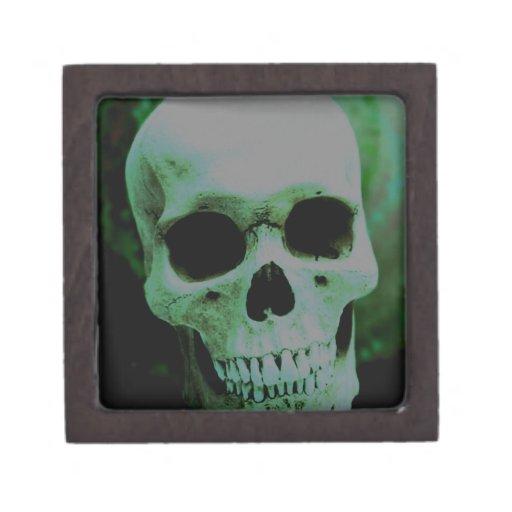 Skull Premium Jewelry Box