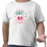 Skull Princess Crown Shirt