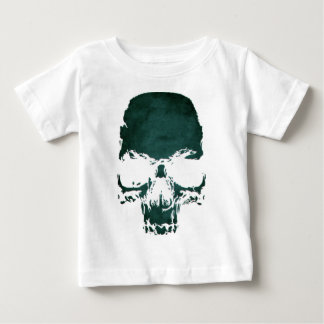 Skull print baby T-Shirt