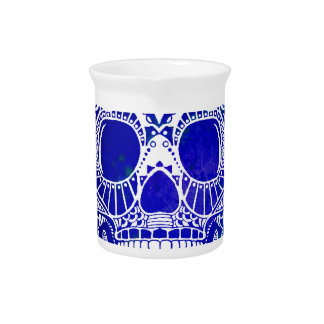 SKULL PRODUCTS BEVERAGE PITCHERS