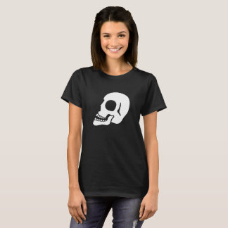 Skull profile T-Shirt