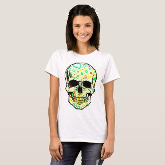 Skull/psicodélico Skull T-Shirt