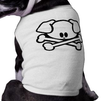 Skull Puppy - Pet Tee