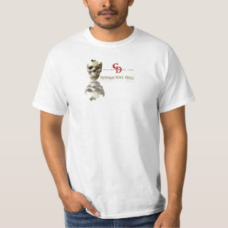 skull_reflection-cd T-Shirt