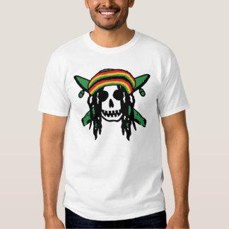 Skull Reggae T-Shirt