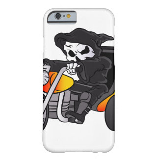 skull ride a big tricycle barely there iPhone 6 case