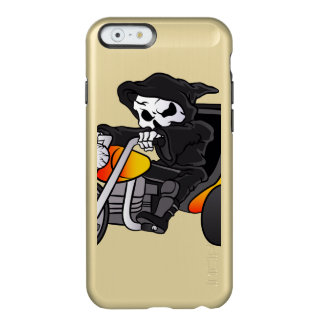 skull ride a big tricycle incipio feather shine iPhone 6 case