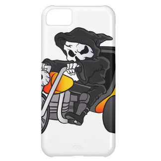 skull ride a big tricycle iPhone 5C covers