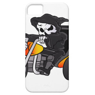 skull ride a big tricycle iPhone SE/5/5s case