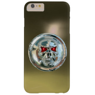 SKULL RIDERS grey Barely There iPhone 6 Plus Case