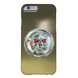 SKULL RIDERS grey Barely There iPhone 6 Case