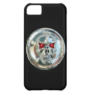 SKULL RIDERS MONOGRAM black iPhone 5C Case