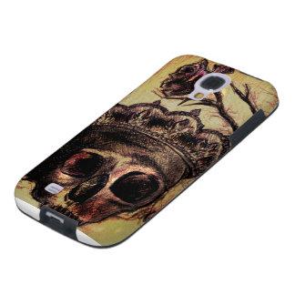 Skull & Rose Phone Case Galaxy S4 Case