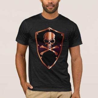 skull shield T-Shirt