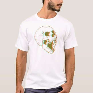 Skull Shouting T-Shirt